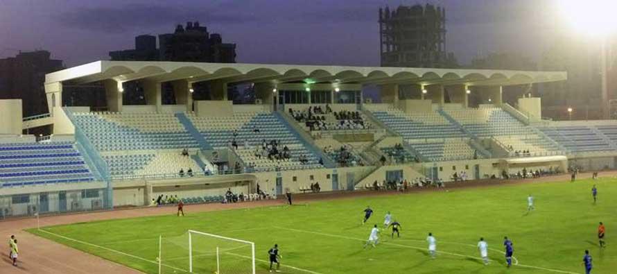 Thamir stadium main stand
