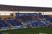 Interior of Al-Gharrafa Stadium