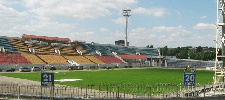 Traktar Stadium main stand