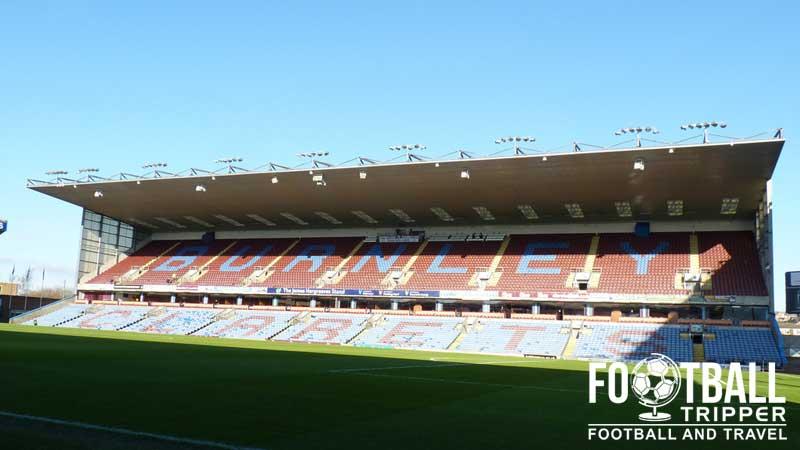 David Fishwick >> Turf Moor Stadium Guide - Burnley FC | Football Tripper