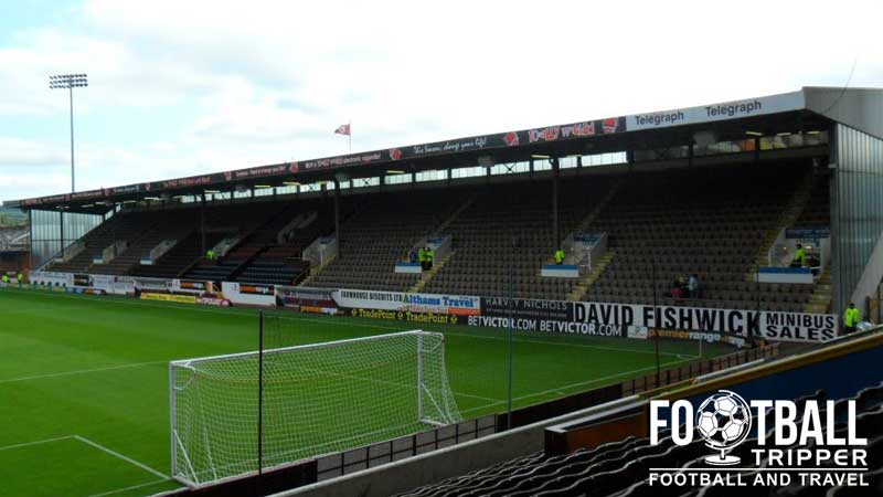 David Fishwick >> Turf Moor Stadium Guide - Burnley FC | Football Tripper