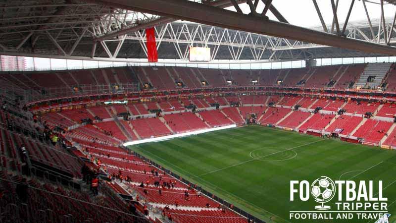 Türk Telekom Arena - Galatasaray S.K | Football Tripper