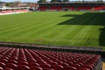 Turners Cross Stadium pitch view