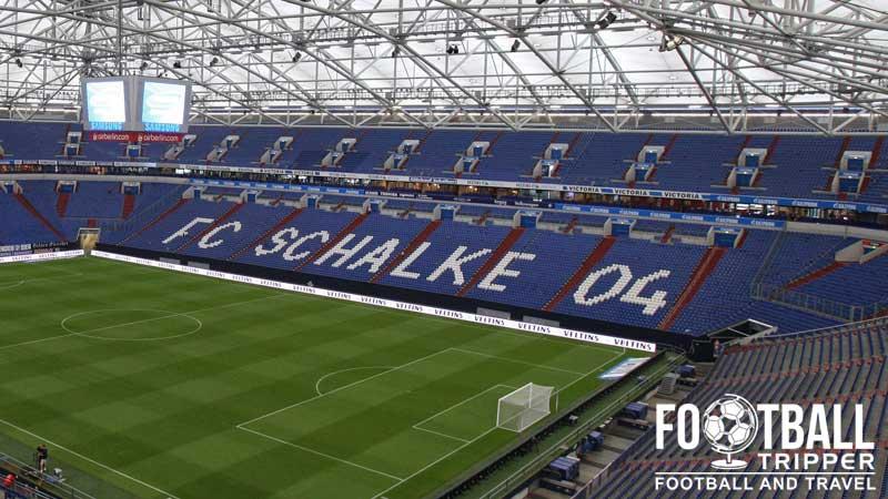 Veltins-Arena - FC Schalke 04 Guide | Football Tripper