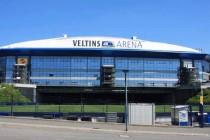 Exterior of Veltins Arena