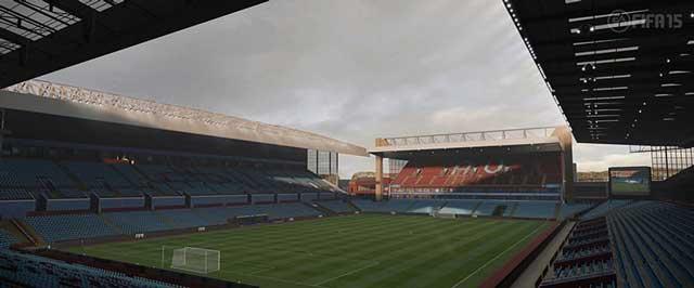Inside Villa Park Fifa 15