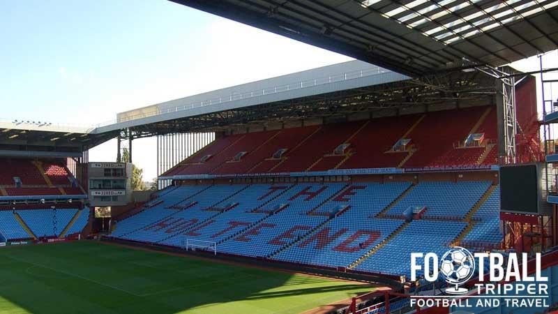 Aston Villa Liverpool Photos