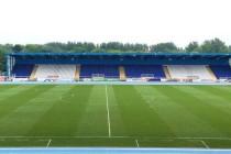 Inside Waterford Regional Stadium