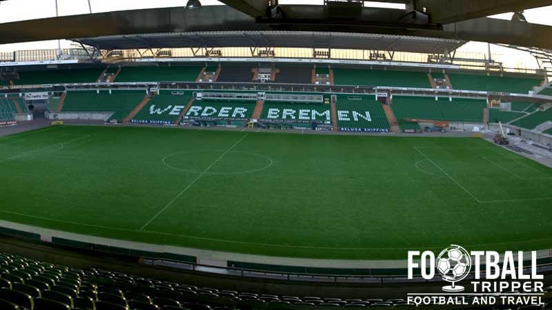 Weserstadion Werder Bremen Guide Football Tripper