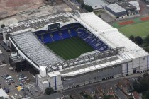 White Hart Lane from above