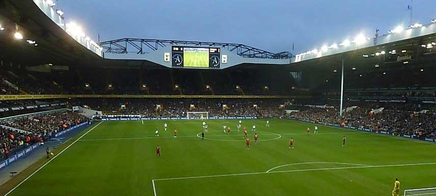 Tottenham Champions of England